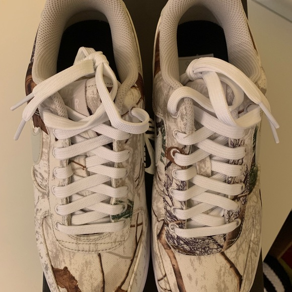 best loved 0220c 5d934 Nike Air Force 1  07 LV8 3 REALTREE Camo